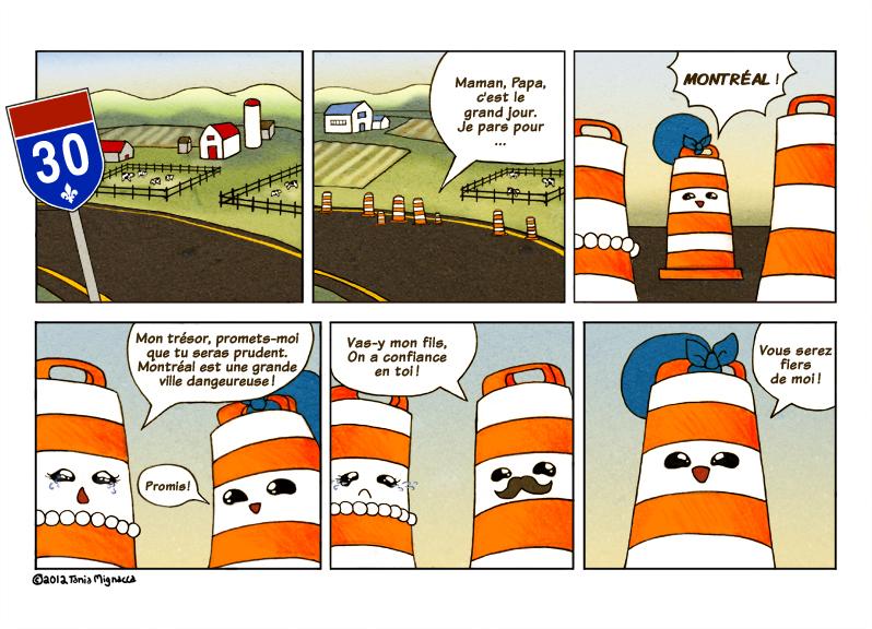 Et l'aventure commence! (Page 1)