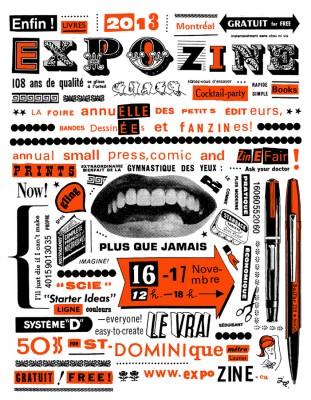 expozine_2013_poster