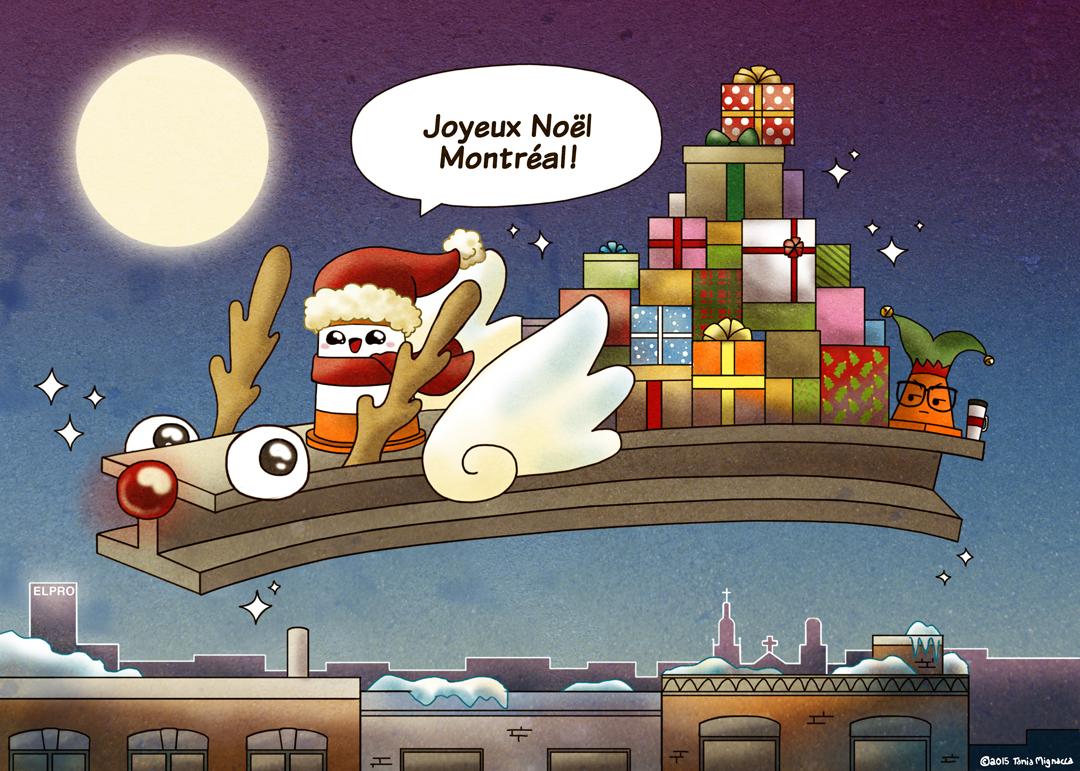 Joyeux Noël! (Intermède)
